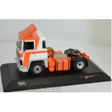 032TR-IX Седельный тягач SCANIA LBT 141 1976 White/Orange