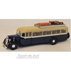 001BC-ALT Автобуса Citroen T45 France, 1934