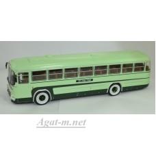 020BUS-IX Автобус FIAT 360-3 1972 Light Green/Dark Green