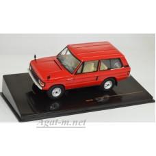 179CLC-IX LAND ROVER Velar 4х4 (3 двери) 1969 Red