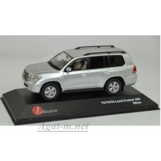 126-JC Toyota Land Cruiser 200 2010 г., серый
