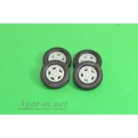 035-КД Комплект колес Нива экспорт