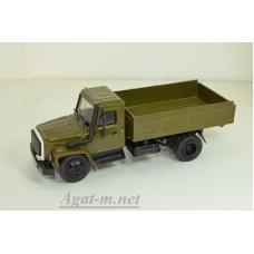 9946-КОМ Горький-3309 грузовик бортовой (Комисионный)