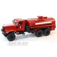 32001-КРЗ КрАЗ-255 автоцистерна пожарная