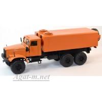 34001-КРЗ КрАЗ-255 аварийный водопроводный, оранжевый