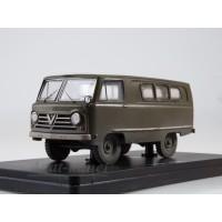 010-ЛСТ УАЗ-450 опытный (со следами эксплуатации)