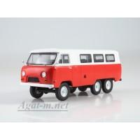 013-ЛСТ УАЗ-452К 6Х6 микроавтобус