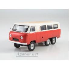 014-ЛСТ УАЗ-452К 6Х6 (со следами эксплуатации)