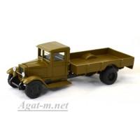 020-ЛОМ ЗИС-12 грузовик низкобортный, хаки
