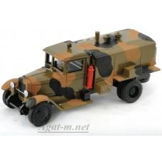 364-ЛОМ ЗИС-5 водомаслозаправщик ВМЗ-40, камуфляж