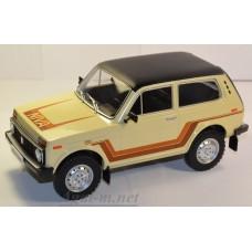18004-MCG LADA Niva California 1981 Crеme (модель глухая)