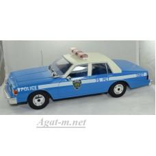 "18039-MCG CHEVROLET Caprice Sedan ""New York Police"" 1985"