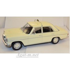 "18055-MCG MERCEDES-BENZ 220D/8 (W115) ""German Taxi 1973 Beige"