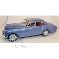 18057-MCG ROLLS ROYCE Silver Cloud III Flying Spur H.J. Mulliner 1965 Metallic Light Blue