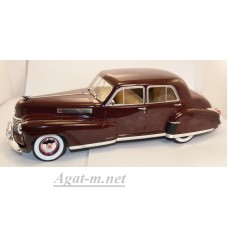 18071-MCG CADILLAC Fleetwood 60 Special Sedan 1941 Dark Red