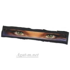 """011-МРС """"Фартук"""" с рисунком (глаза) для моделей прицепов и полуприцепов"""