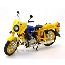 002-ГАР Мотоцикл УРАЛ ИМЗ-8.923, Патруль ГАИ