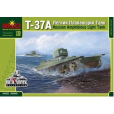 3566-МКТ Легкий плавающий Танк Т-37А