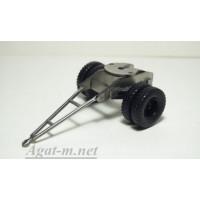 003ММТ-МАХ Сборная модель подкатная тележка МАЗ-5215