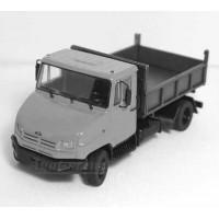 003ММС-МАХ Сборная модель автосамосвал ЗИЛ-ММЗ-2502