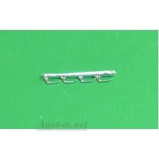 04-РУ-А43-ММ-МАХ Комплект хромированных ручек для модели РАФ-977