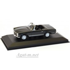 940 032231-МЧ MERCEDES-BENZ 230SL-1965-GREY