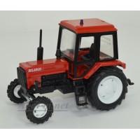 "160380-МЛП Трактор МТЗ-82 Люкс-2 металл, ""Пожарная охрана"""