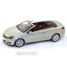 1799615-МЧ Opel Astra TwinTOP, серебристый