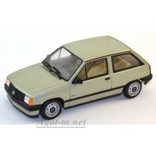 400 045002-МЧ OPEL CORSA 1983г. LIGHT GREEN METALLIC