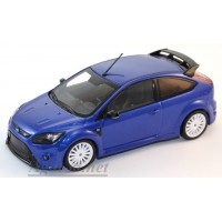 400 088105-МЧ FORD FOCUS RS 2009г. BLUE METALLIC