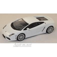 400 103800-МЧ  Lamborghini Gallardo LP 560-4 2008г., белый