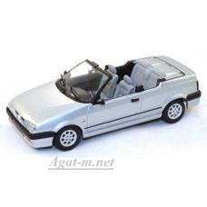 400 113730-МЧ Renault 19 Cabriolet 1992г., серебристый