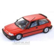 400 161501-МЧ Honda Civic, красный