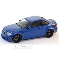 410 020026-МЧ BMW 1ER COUPE 2011г. BLUE METALLIC