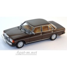 430 032209-МЧ MERCEDES 280E (W123) 1976г. BROWN METALLIC