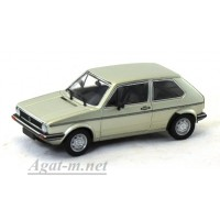 400 055101-МЧ VOLKSWAGEN GOLF I 1980 г. серебристый
