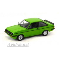400 084301-МЧ FORD ESCORT RS2000 1976г. зеленый