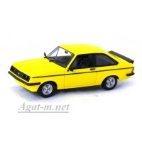 400 084302-МЧ FORD ESCORT RS2000 1976 г. желтый