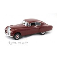 436 139422-МЧ BENTLEY R-TYRE CONTINENTAL 1955г. красный