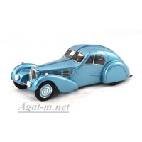 437 110320-МЧ BUGATTI TYPE 57SC ATLANTIC 1936г.