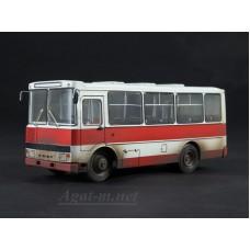 0110-МР ПАЗ-3203 (со следами эксплуатации)