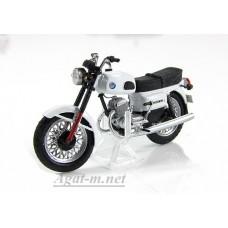 3voshod-МС Мотоцикл Восход-3М, белый