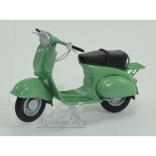 150-10VP-МС Мотороллер Вятка ВП-150, бледно-зеленый