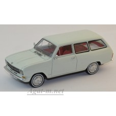 43700-НЕО OPEL Kadett B Caravan 1971 белый
