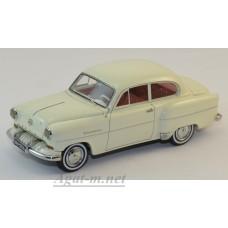 43735-НЕО OPEL Olympia Limousine 1954 белый