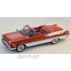 44091-НЕО Dodge Convertible 1959 красно-белый