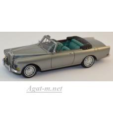 44195-НЕО Rolls Royse Silver Cloud III Mulliner Park Ward 1963 серый металик