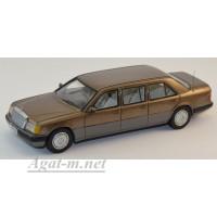 44306-НЕО Mersedes-Benz 250D V124 Long 1990 коричневый металик