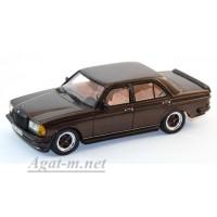45535-НЕО Mersedes-Benz 280Е (W123) AMG 1980 темно-коричневый металик