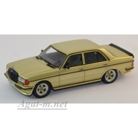 45537-НЕО Mersedes-Benz 280Е (W123) AMG 1980 золотой